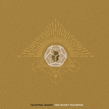 Celestial Season - The Secret Teachings 2LP (Gold With Splatter Vinyl)
