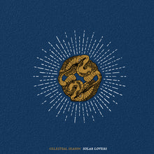 Celestial Season - Solar Lovers 2020 LP (Blue Splatter)