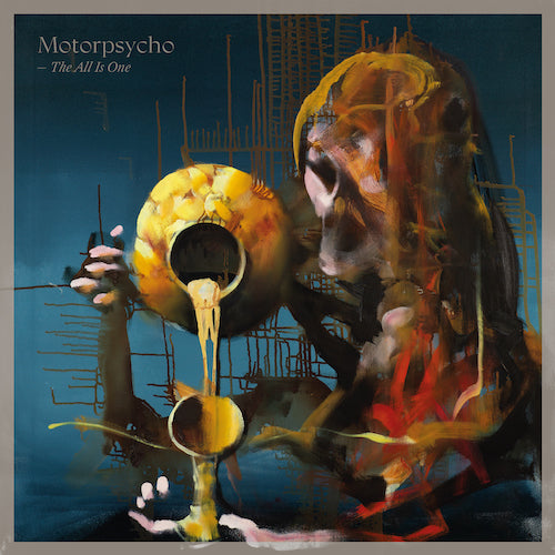 Motorpsycho - The All Is One CD - Roadburn / Burning World Mailorder