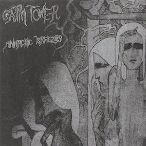 Grim Tower Anarchic Breeze LP vinyl Sleeps Tee Pee Records - Roadburn / Burning World Mailorder