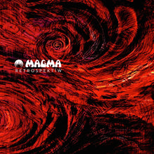Magma Retrospektïẁ Black (Triple LP) 3LP Southern Lord - Roadburn / Burning World Mailorder