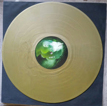 Weedpecker II STickman Records gold vinyl LP - Roadburn / Burning World Mailorder