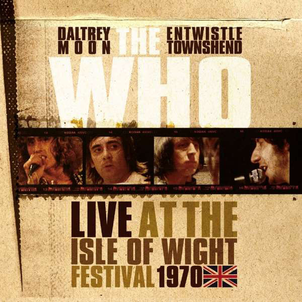 The Who Live At The Isle Of Wight Festival 1970 (3xLP, Ltd, Num, RM, 180 + 2xCD, Album)