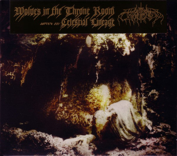 Wolves In The Throne Room ‎ Celestial Lineage 2LP vinyl Southern Lord Europe - Roadburn / Burning World Mailorder