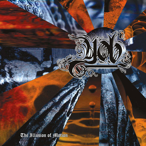 Yob - The Illusion Of Motion 2LP vinyl Red Yellow / black