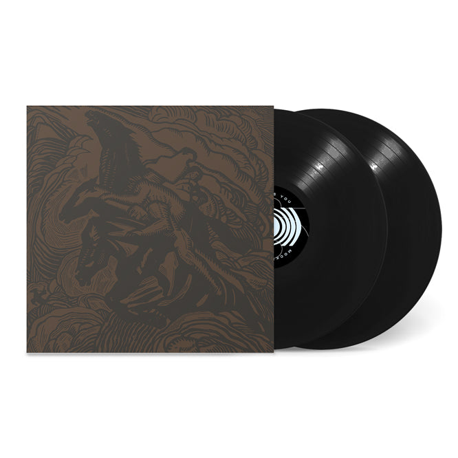 SUNN O)))-  Flight of the Behemoth 2LP (Black Vinyl) - Roadburn / Burning World Mailorder