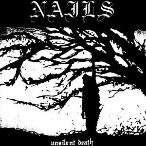 Nails Unsilent Death 10th anniversary / UDX LP vinyl