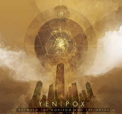 Yen Pox Between The Horizon And The Abyss vinyl 2LP - Roadburn / Burning World Mailorder