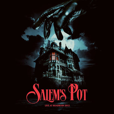 Salem's Pot Live At Roadburn 2015 LP vinyl gold black - Roadburn / Burning World Mailorder