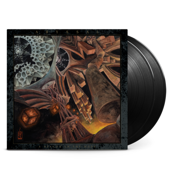 ABYSSAL - A Beacon In The Husk 2xLP - Roadburn / Burning World Mailorder