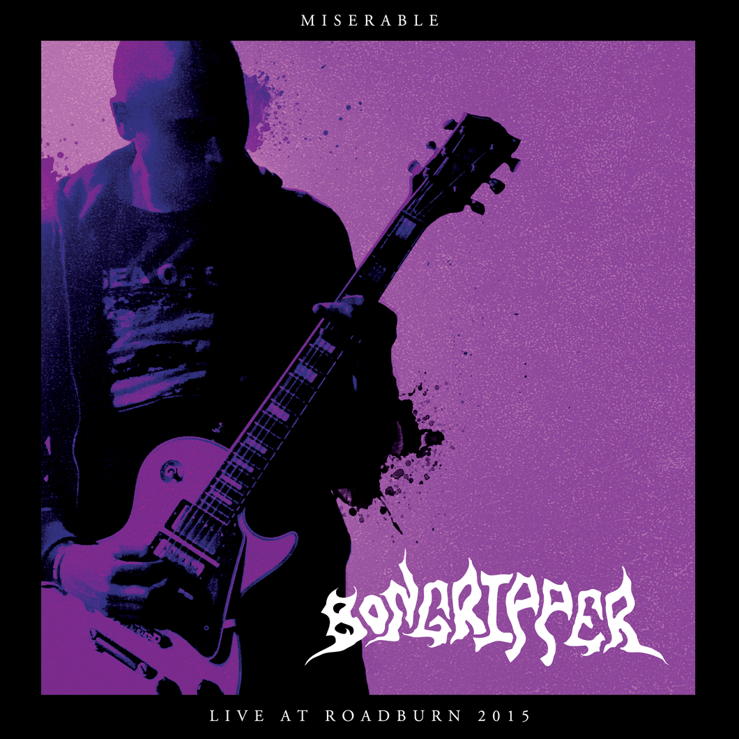 Bongripper - Miserable Live At Roadburn 2015 CD - Roadburn / Burning World Mailorder