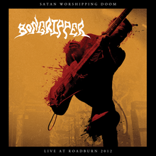 Bongripper Satan Worshipping Doom Live At Roadburn 2012 2LP CD - Roadburn / Burning World Mailorder