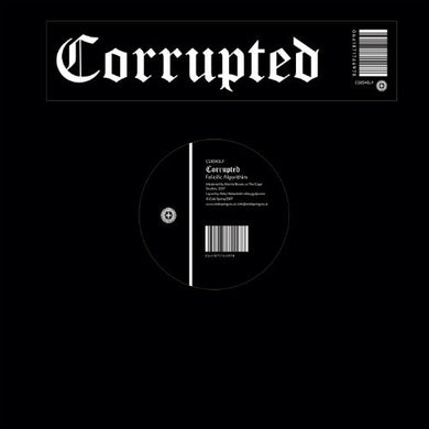 CORRUPTED 'Felicific Algorithim' 12″ vinyl Cold Spring - Roadburn / Burning World Mailorder