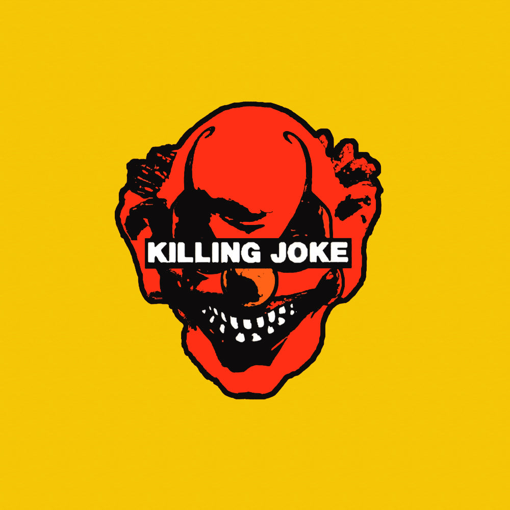 Killing Joke Killing Joke 2LP vinyl black Dave Grohl - Roadburn / Burning World Mailorder