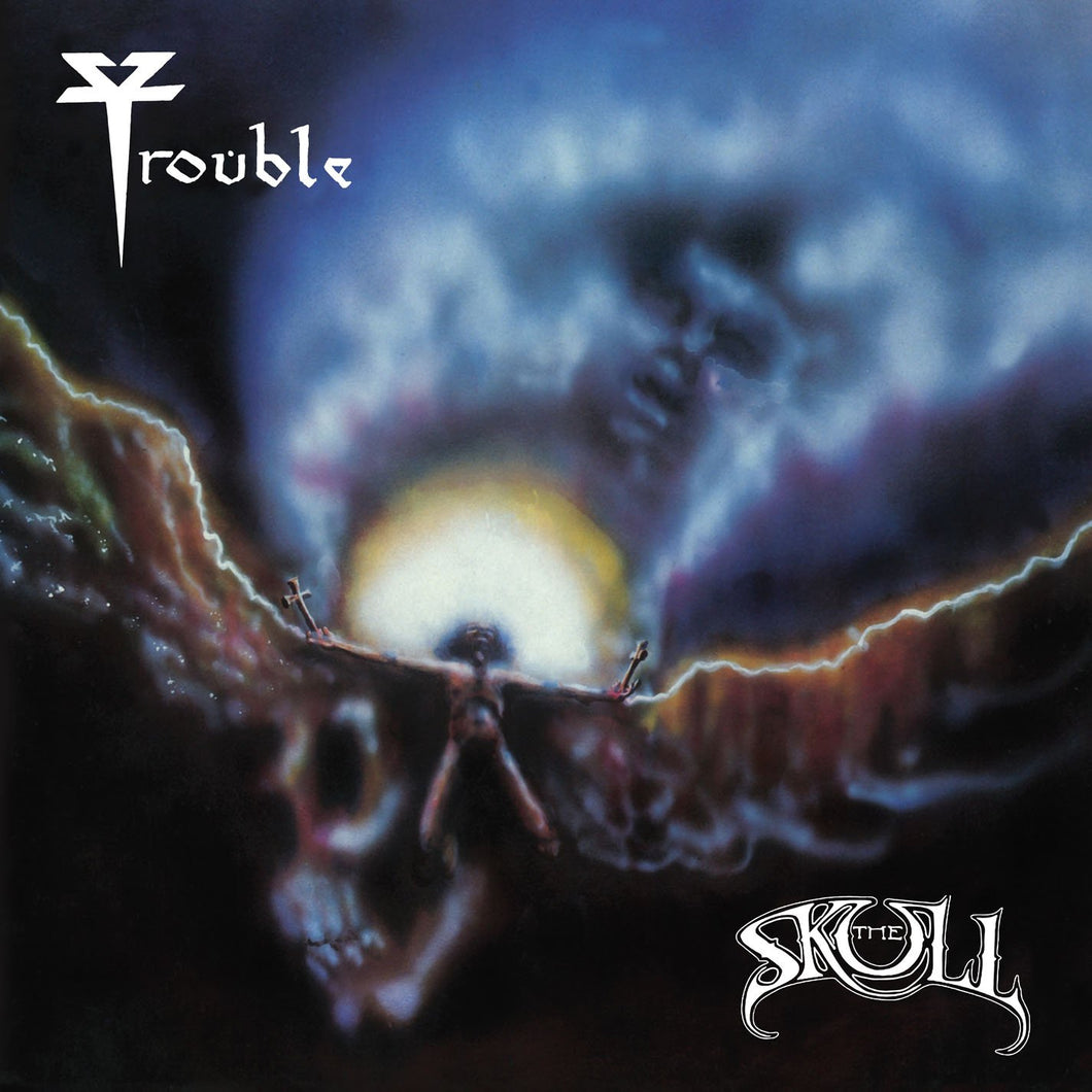 TROUBLE THE SKULL LP (BLACK VINYL) Hammerheart 2020 - Roadburn / Burning World Mailorder