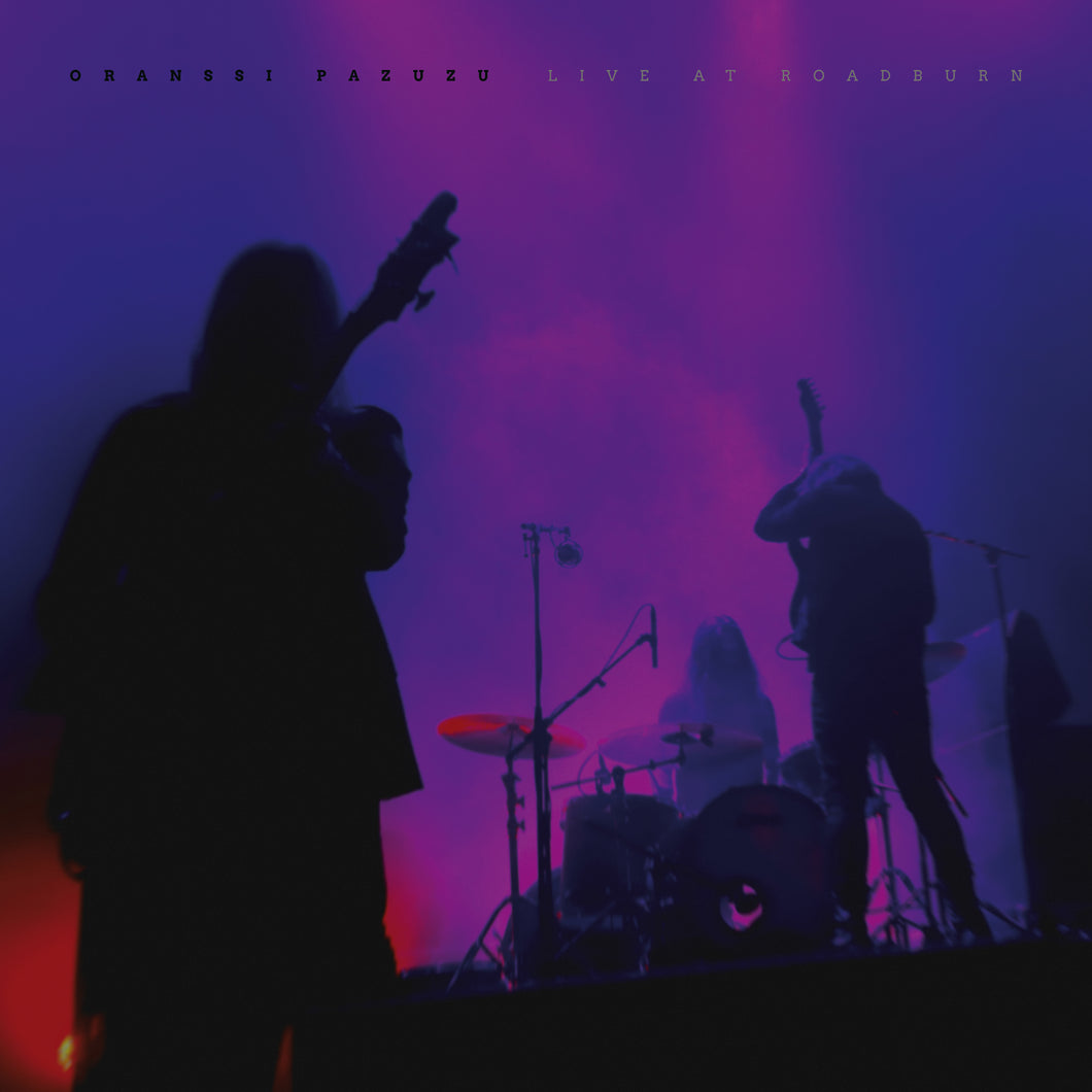 Oranssi Pazuzu Live At Roadburn 2LP CD purple/  red / black - Roadburn / Burning World Mailorder