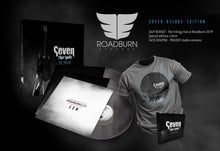 Seven That Spells The Trilogy Live At Roadburn 2019 3LP+3CD+Shirt box set