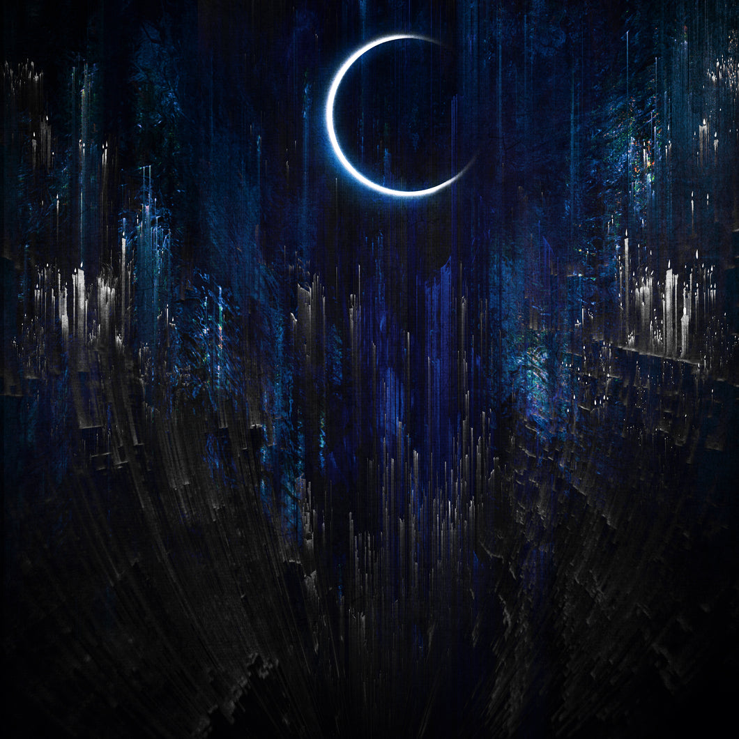 Vesperith - Vesperith LP (Blue Splatter Vinyl) - Roadburn / Burning World Mailorder