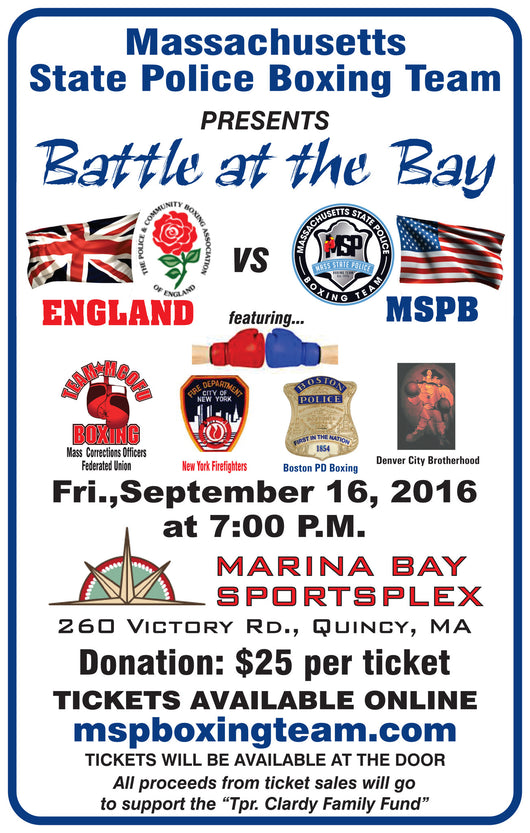 9/16/16 — Battle at the Bay!!