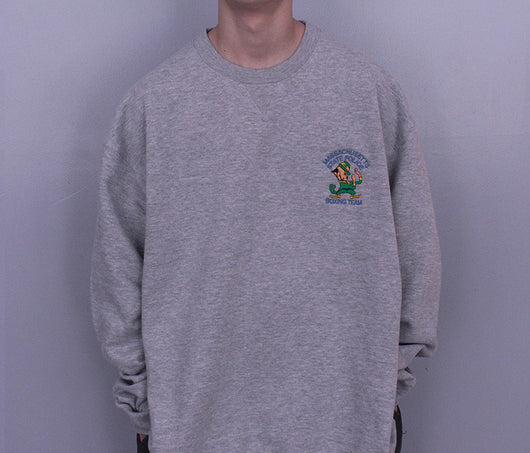 Embroidered MSPB Crew Sweatshirt