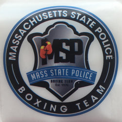 MSPB Team Car Window Stickers (QTY 2)