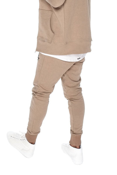 Judas Sinned Biker Tracksuit Men's Joggers / Jogging Bottoms - Caramel - Judas Sinned Clothing