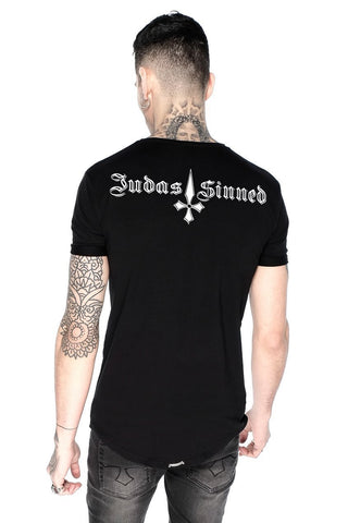 Judas Sinned Lost Souls Men's T-Shirt - Black