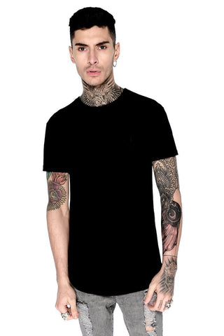 Judas Sinned World Tour Crystal Men's T-Shirt - Black