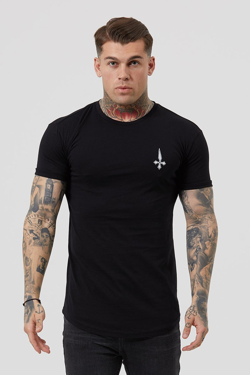 Judas Sinned Team Back Photo 13 Men's T-Shirt - Black