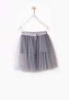 Playing Princess Skirt - Grey