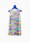 Dancing Queen Tank Dress - Yellow (Mommy)