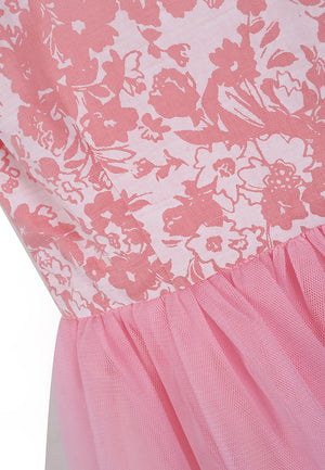 Charms and Graces Dress - Pink