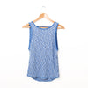 Joy-fit Athletic Tank Top - Blue