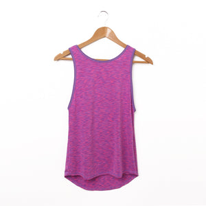 Joy-fit Athletic Tank Top - Purple
