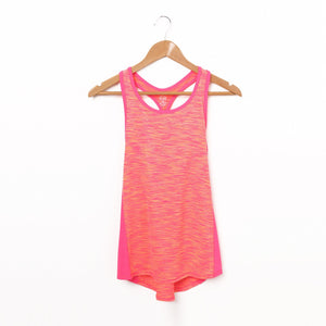 All-round Tank Top - Coral