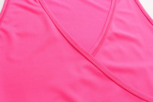 Joy-fit Athletic Tank Top - Pink