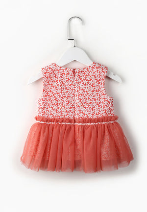 Little Daisy Top - Red