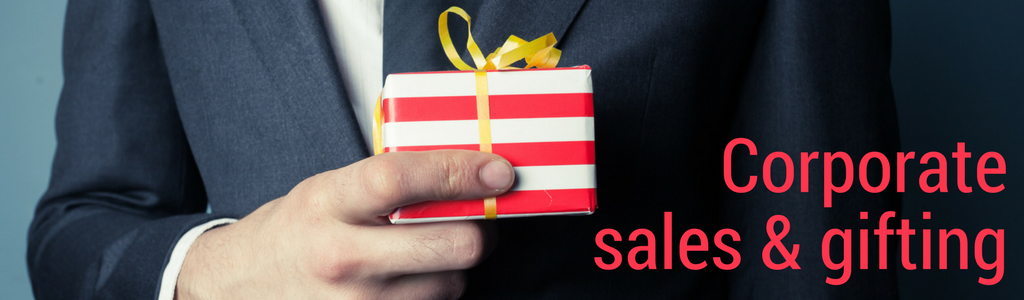 Corporate Sales & Gifting