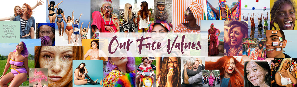 Our face Values