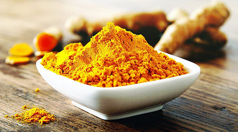 Active Ingredient TEGO TURMERONE™ (Turmeric)