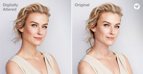 CVS ban images that are photoshopped