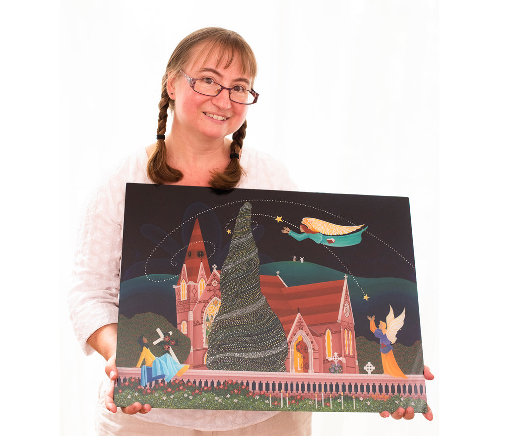 Meet the Artist and Celebrate 'St John's at Christmas'