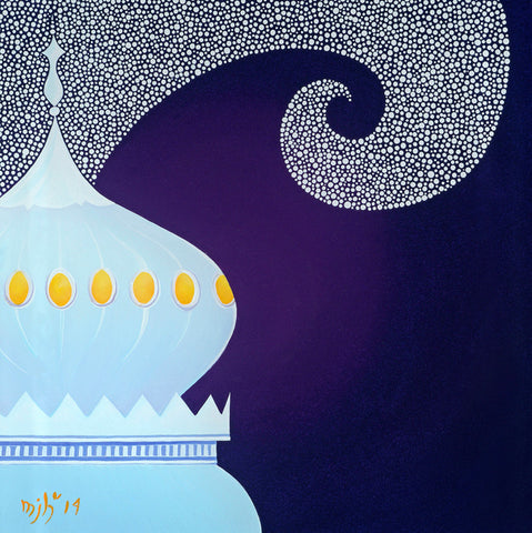 Sussex Series: Brighton Pavilion (Small Print)