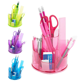 13pc Stationery Desk Organiser Set