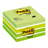 Post it Notes Canary Yellow 1 Cube 450 sheets 76 mm x 76 mm