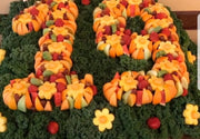#7210 Fruit Monogram - Magnolia's-Delights