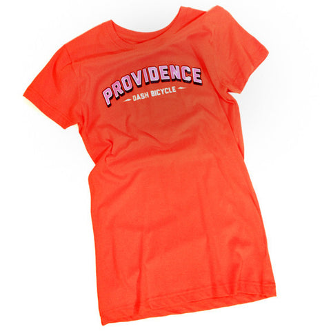 "Dash: ""Providence"" Women's Tees"