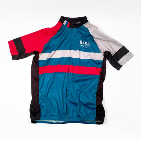 Dash: Full-Zip Cycling Jersey