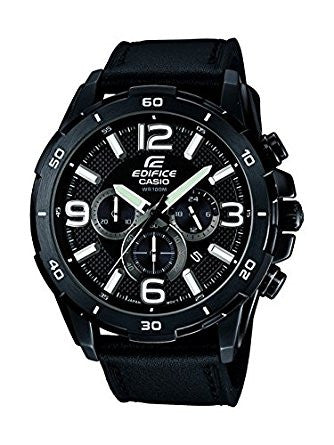 Casio Men's EFR-538L-1AVUDF Edifice Multi-Function Watch