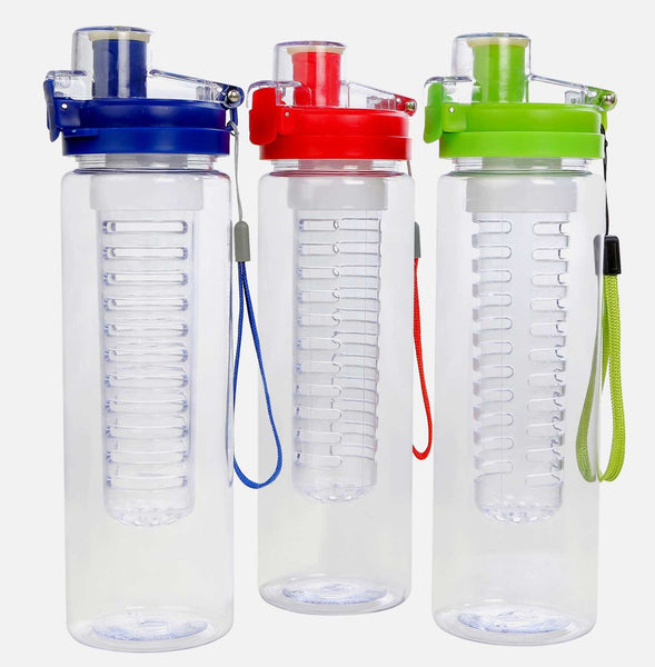 Flip Flop top Infuser Bottle